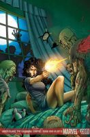 Comics Anita Blake The Laughing Corpse - Marvel