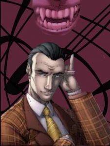 """Source : Comic Anita Blake """"Guilty Pleasures"""" - Marvel"""