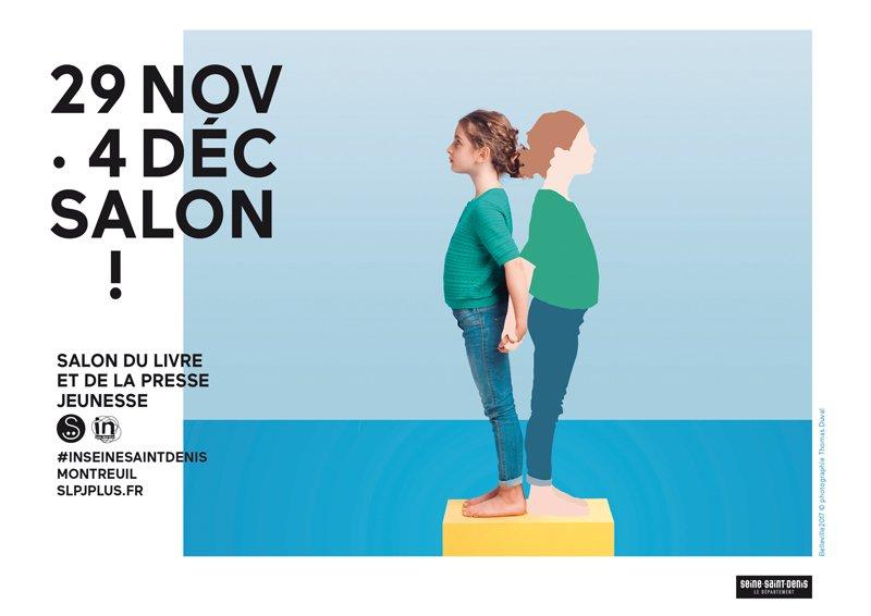 Planning du salon du livre jeunesse 2017 anita blake asylum for Salon du livre montreuil 2017